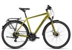 Trekkingbike Cube Touring Pro caipi green metallic