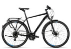 Trekkingbike Cube Touring Pro black grey blue
