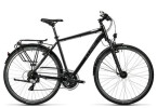 Trekkingbike Cube Touring black grey white