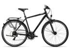 Trekkingbike Cube Touring black grey white