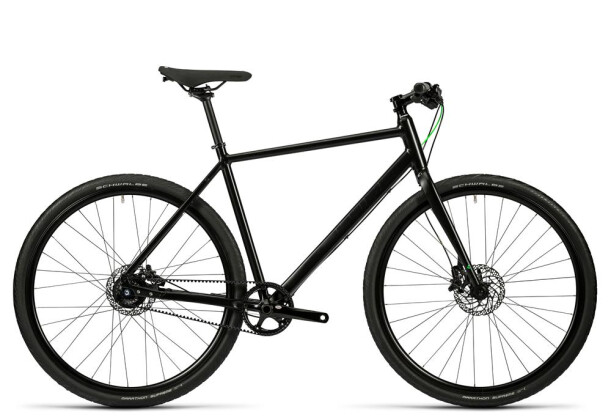 Crossbike Cube Editor black flashgreen 2016