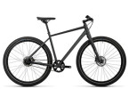Crossbike Cube Hyde Pro black white