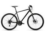 Crossbike Cube Tonopah SL black glossy