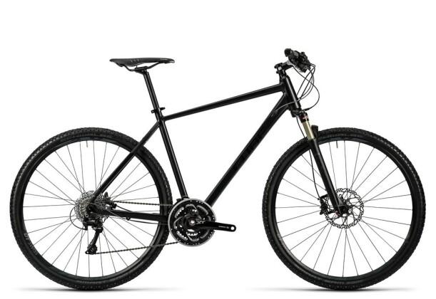 Crossbike Cube Tonopah SL black glossy 2016