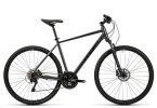 Crossbike Cube Nature Pro grey black