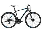 Trekkingbike Cube Curve Allroad black grey blue