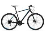 Crossbike Cube Curve Pro black grey blue