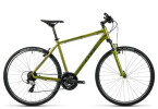 Crossbike Cube Curve green grey green
