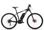 E-Bike Cube Cross Hybrid Pro 400 black´n´red