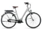 E-Bike Cube Elly Cruise Hybrid 400 silver´n´flashred