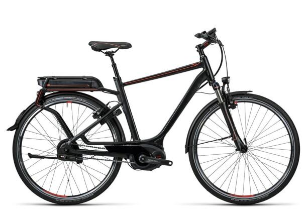 E-Bike Cube Delhi Hybrid SL 500 glossy´n´flashred 2016