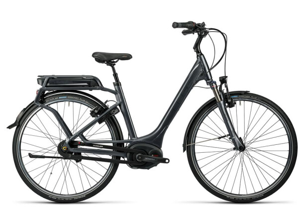 E-Bike Cube Travel Hybrid Pro 400 grey´n´black 2016