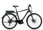 E-Bike Cube Touring Hybrid EXC 400 black´n´flashblue