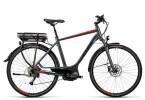 E-Bike Cube Touring Hybrid 400 grey´n´red