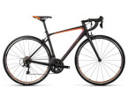 Rennrad Cube Axial WLS GTC Pro carbon´n´orange