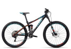 Mountainbike Cube Sting WLS 120 Race black´n´blue
