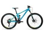 Mountainbike Cube Sting WLS 120 Pro reefblue´n´kiwi