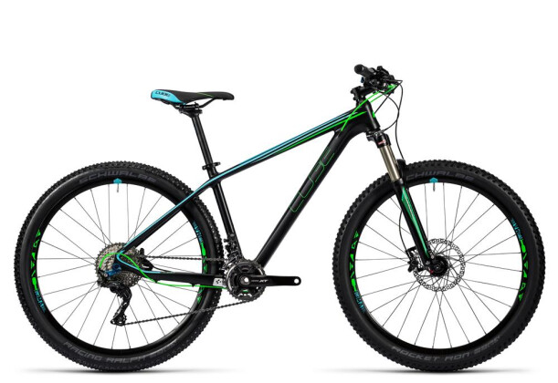 Mountainbike Cube Access WLS GTC Pro carbon´n´blue 2016