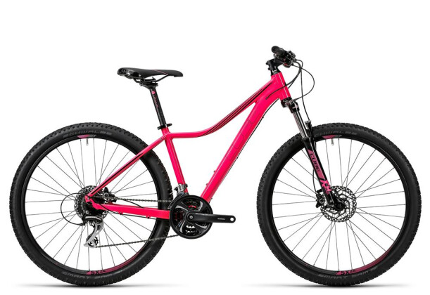 Mountainbike Cube Access WLS Pro pink´n´black 2016