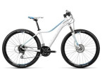 Mountainbike Cube Access WLS Pro white´n´mint