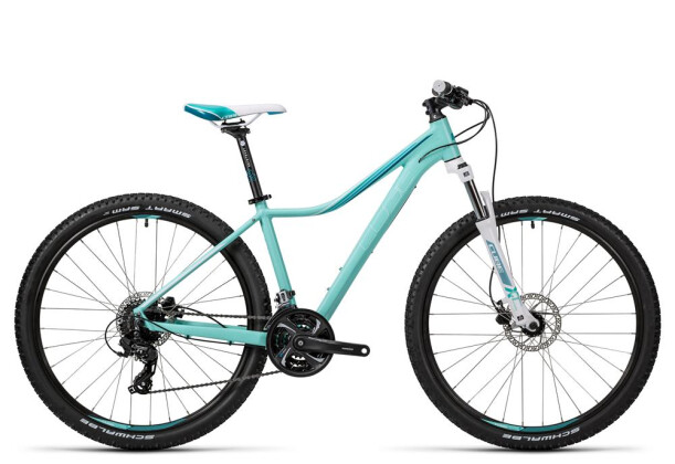 Mountainbike Cube Access WLS Disc mint´n´white 2016