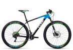 Mountainbike Cube Elite C:62 Pro 29 2x carbon´n´blue