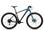 Mountainbike Cube Reaction GTC 2x iridium´n´blue