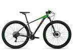 Mountainbike Cube Reaction HPA Pro 2x grey´n´flashgreen
