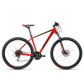 Cube Aim Sl 27.5 Red