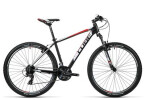 Mountainbike Cube Aim 27.5 black´n´red