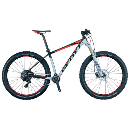 Mountainbike Scott SCOTT Scale 710 Plus Fahrrad 2016