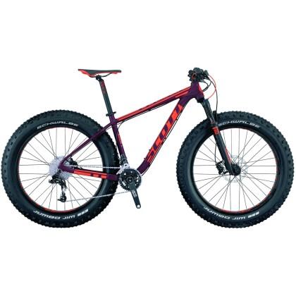 Mountainbike Scott SCOTT Big Ed Fahrrad 2016