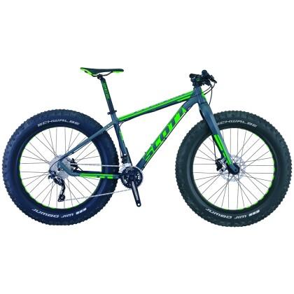 Mountainbike Scott SCOTT Big Jon Fahrrad 2016