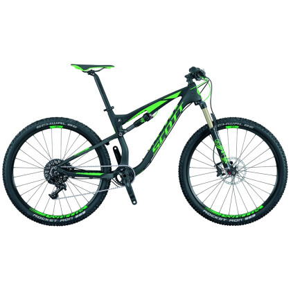 Mountainbike Scott SCOTT Spark 720 Fahrrad 2016