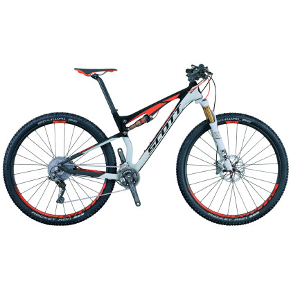 Mountainbike Scott SCOTT Spark 900 Premium Fahrrad 2016