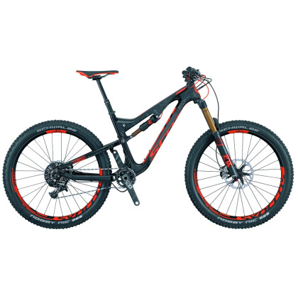 Mountainbike Scott SCOTT Genius LT 700 Tuned Plus Fahrrad 2016