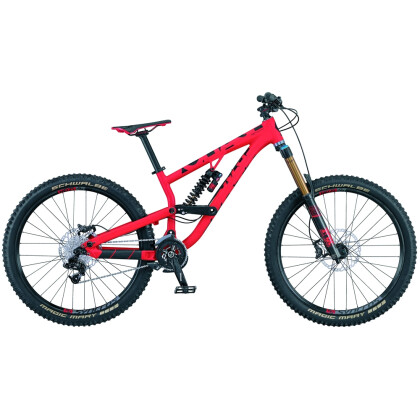 Mountainbike Scott SCOTT Voltage FR 710 Fahrrad 2016