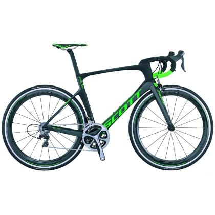 Rennrad Scott SCOTT Foil Team Issue Fahrrad 2016