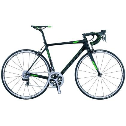 Rennrad Scott SCOTT Addict Team Issue Fahrrad 2016
