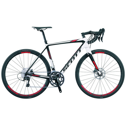 Rennrad Scott SCOTT Addict 30 Disc Fahrrad 2016