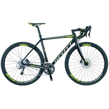 Rennrad Scott SCOTT Speedster CX 10 Disc Fahrrad 2016