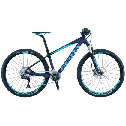 Mountainbike Scott SCOTT Contessa Scale 700 RC Fahrrad 2016