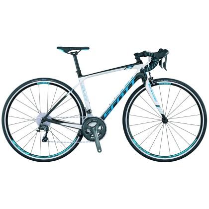 Rennrad Scott SCOTT Contessa Solace 35 Fahrrad 2016