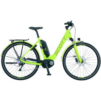 E-Bike Scott SCOTT E-Sub Tour Unisex Fahrrad 2016