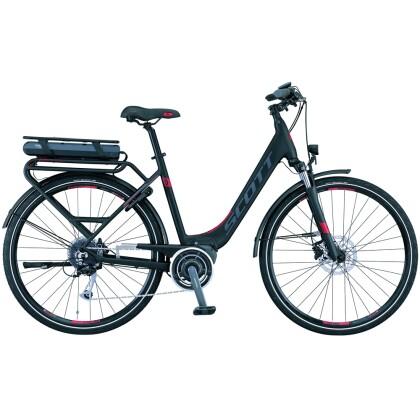 E-Bike Scott SCOTT E-Sub Comfort Unisex Fahrrad 2016
