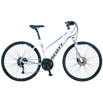 Crossbike Scott SCOTT Sub Cross 40 Frauen Fahrrad 2016