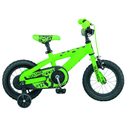 Kinder / Jugend Scott SCOTT Voltage Junior 12 Fahrrad 2016
