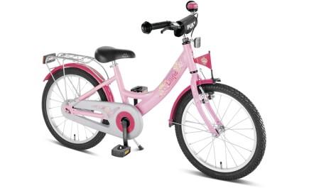 Puky ZL 16-1 Alu, Lillifee, 16 Zoll Kinder-Fahrrad mit Alu-Rahmen und Rücktrittbremse.