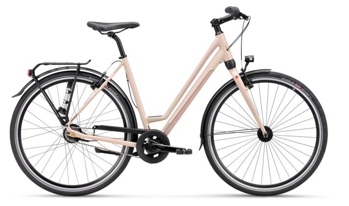 Citybike KOGA F3 NEX3.0 S LADY MATT BEIGE 2016