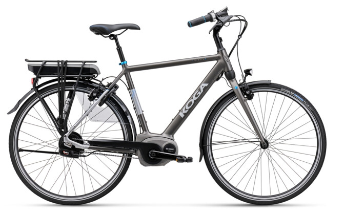 E-Bike KOGA E-Nova Nuvinci 2016